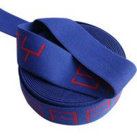 Gewebtes Jacquard-Muster mit elastischer Taille für Boxershorts