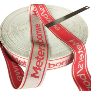 4cm Wide Soft Strength Shiny Elastic Band For Underwear