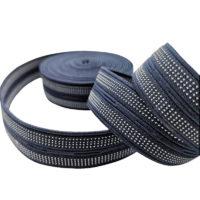20MM Width Woven Buttonhole Elastic Ribbon