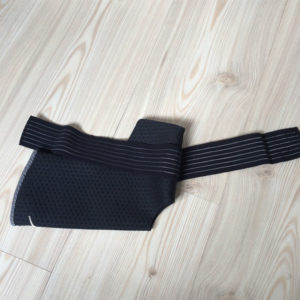 Woven Elastic Breathable Sport Support Band Sewing