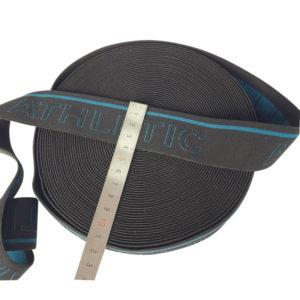 Fashion Durable 32mm Jacquard Elastic Webbing