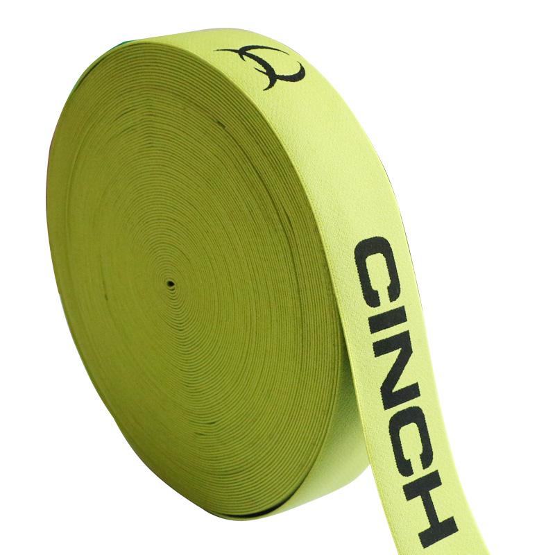 Strength Shiny Jacquard elastic Waist Band Made With Nylon Spandex