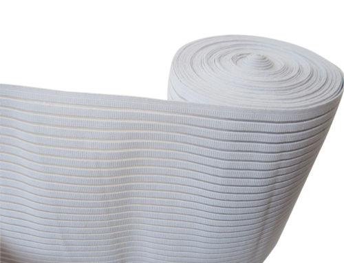 Woven Wide Elastic Breathable Band For Belly Band