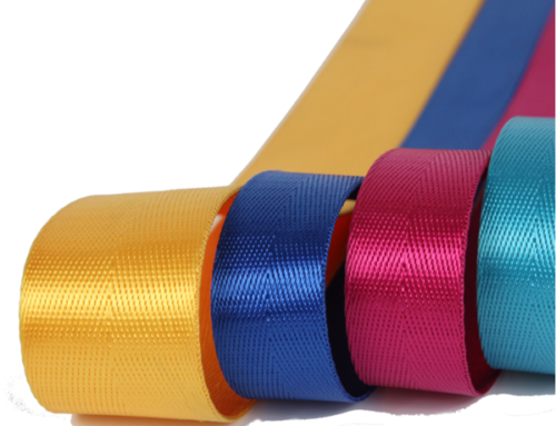 How to identify the polyester webbing and nylon webbing ?