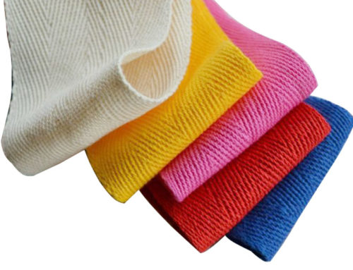 What's the Characteristics of 100% cotton webbing